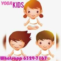 clases de yoga para niños a domicilio