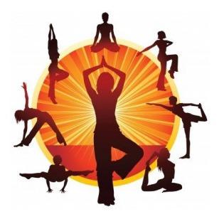 clases de yoga, streching y relajacón