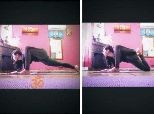 clases de yoga y flexibilidad online (zoom) - en casa