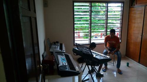 clases deguitarra piano otros mas a niños jovenes y adultos