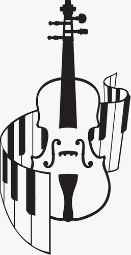 clases en linea de piano, teclados, violín, solfeo