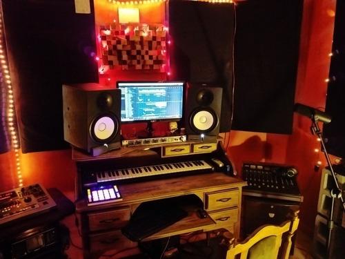 clases grabación producción online: rock-metal-pop-orquestal