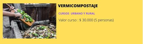clases grupales agroecologia urbana y rural