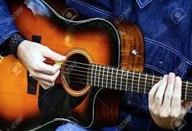clases guitarra acustica online y/o presenciales