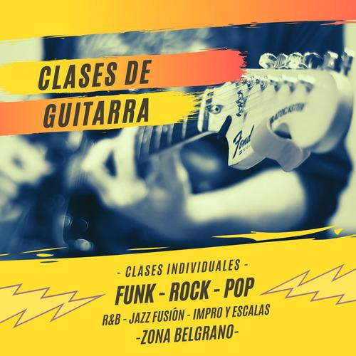 clases guitarra guitarra