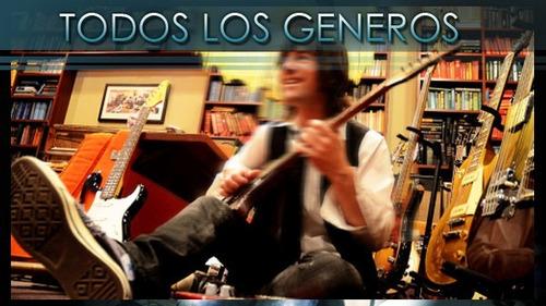 clases guitarra ycalibracion/cir. 1ª clse gratis z/sur lanus