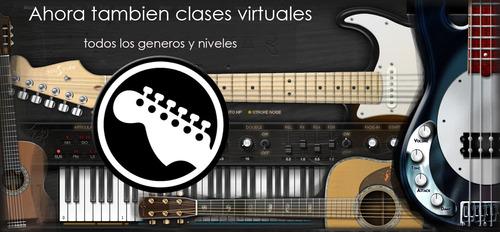 clases guitarra,bajo,ukulele precen / web claibracion,electr