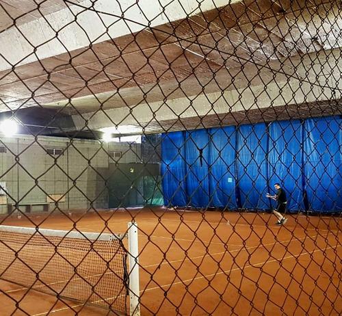 clases indiv/grupal tenis, bajo techo/aire libre. lun a vie
