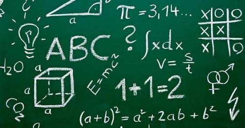 clases matematicas primaria, noveno