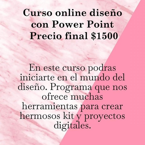 clases on line  ..cursosde power point y de candy bar