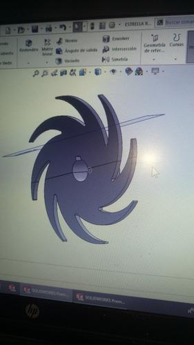 clases on line dibujo y programación cnc ( solidwoorks)