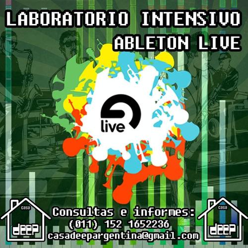 clases online de ableton live