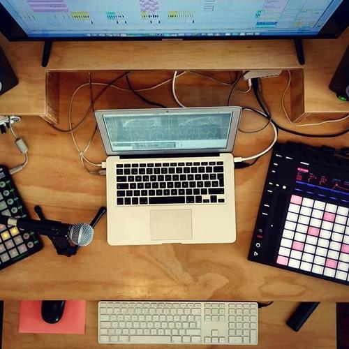 clases online de ableton live - producción musical