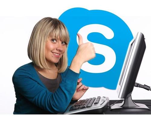 clases online de idiomas - inglés, francés, alemán y más!