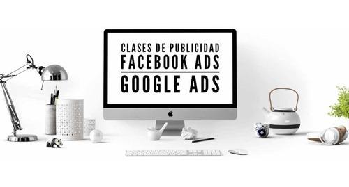 clases online de redes sociales y google ads