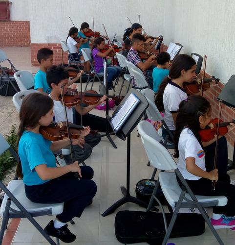 clases online de violín y viola