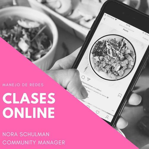 clases online manejo de redes sociales mercadolibre