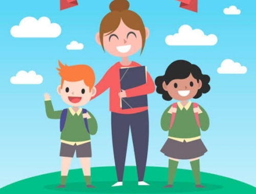 clases para niños primaria y secundaria