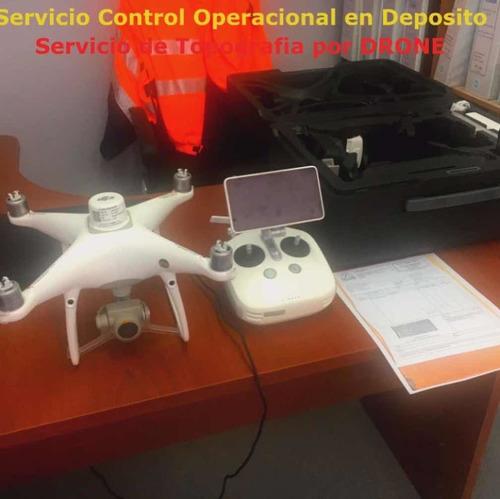 clases para operar drone