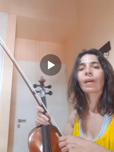 clases part. de violin. prof. conserv. piazzolla