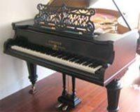 clases particulares a domicilio de piano u órgano toda edad