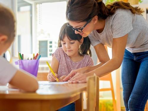 clases particulares - apoyo escolar - maestra recibida