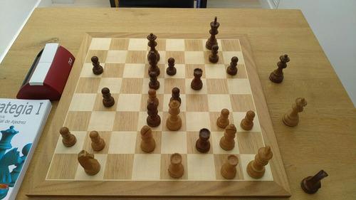 clases particulares de ajedrez a niños y adultos