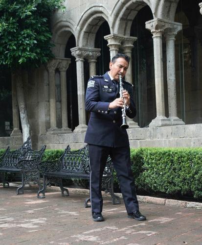 clases particulares de clarinete