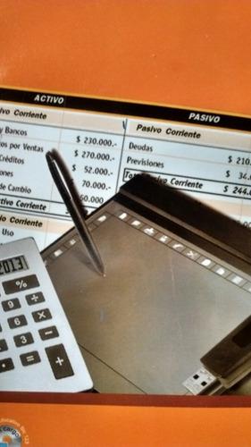 clases particulares de contabilidad y matemática financiera