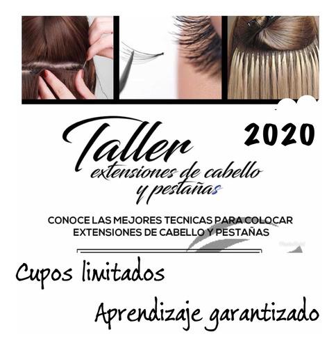 clases particulares de extensiones de cabellos y pestañas,