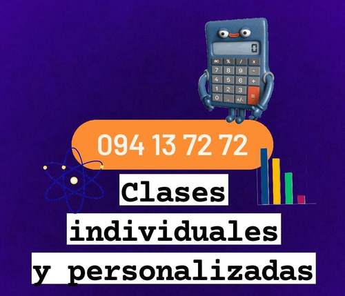 clases particulares de física y matemáticas