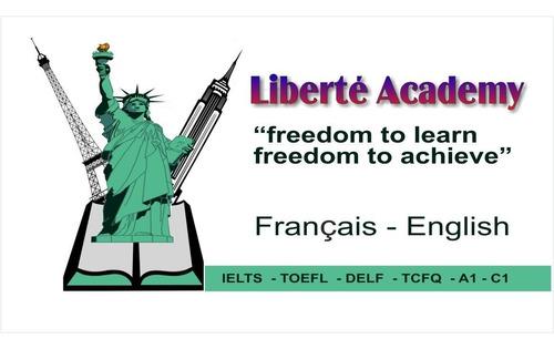 clases particulares de francés online/presencial