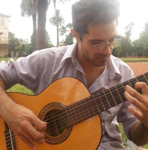 clases particulares de guitarra en/a domicilio