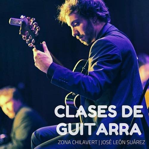 clases particulares de guitarra - zona chilavert
