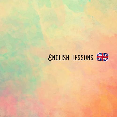 clases particulares de inglés (1° clase gratis)