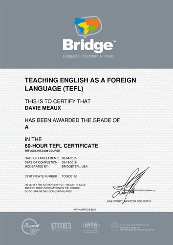 clases particulares de inglés a domicilio - hablante nativo