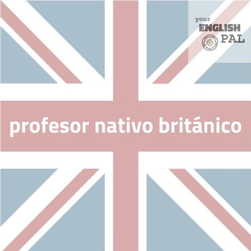 clases particulares de inglés con profesor nativo británico