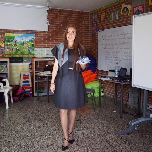 clases particulares de inglés en bogotá con hablante nativa