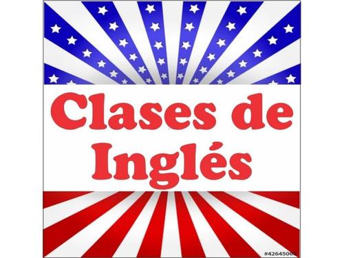 clases particulares de ingles y asesoria completa.