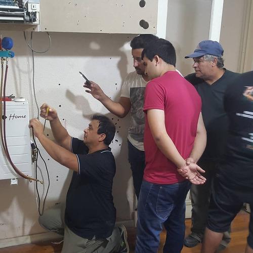 clases particulares de instalacion de aire acondicionado