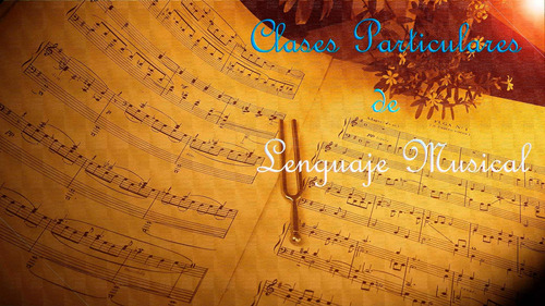 clases particulares de lenguaje musical, música, piano