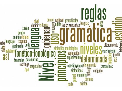 clases particulares de literatura, gramática y latín