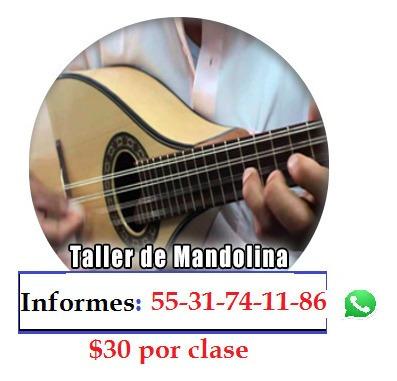clases particulares de mandolina