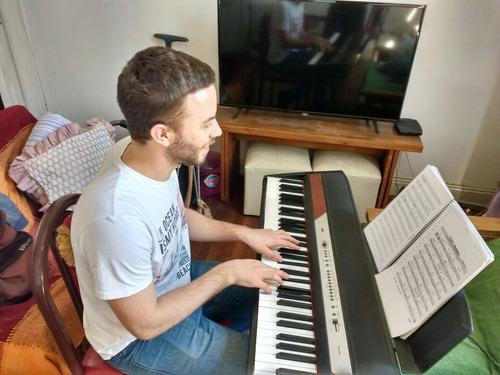 clases particulares de piano en caba