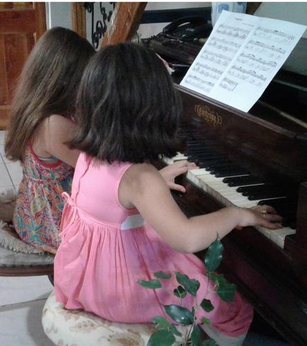 clases particulares de piano u órgano toda edad