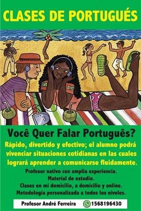 clases particulares de portugues