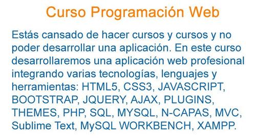 clases particulares de programación java c# c  php vb sql