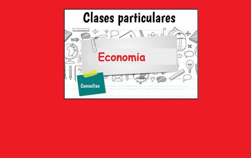 clases particulares economía, contabilidad, macro, liq. suel