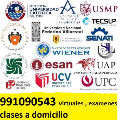 clases particulares fisicoquimica química termodinamica uni