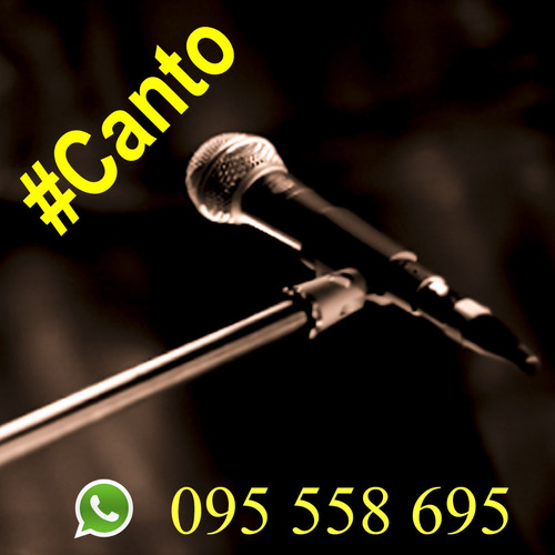 clases particulares individuales de canto 100% online